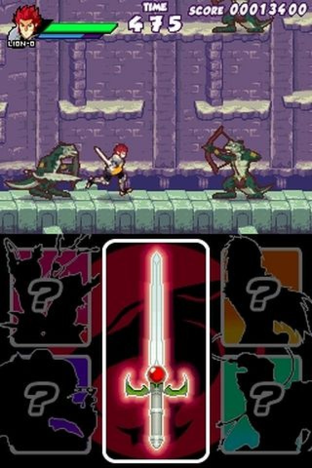 Screenshot - Thundercats (NDS)
