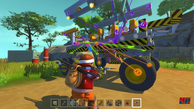 Screenshot - Scrap Mechanic (PC)