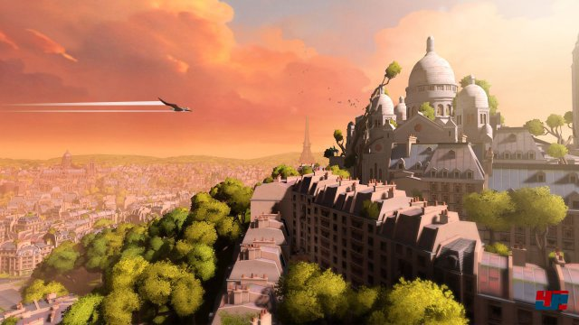 Screenshot - Eagle Flight (HTCVive)