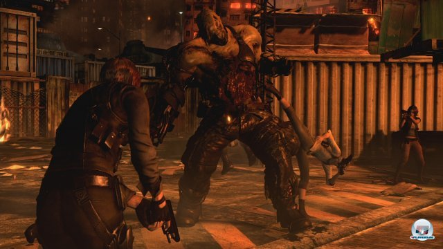 Screenshot - Resident Evil 6 (360) 2357577