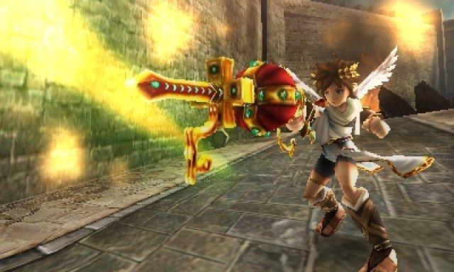 Screenshot - Kid Icarus: Uprising (3DS) 2312702