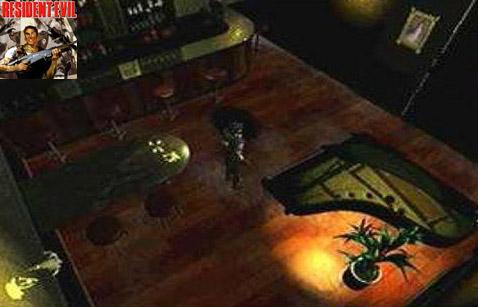 Zugegeben: nach heutigem Standard macht Resident Evil auf der PSone nicht viel her, doch seinerzeit war die Grafik das Nonplusultra...