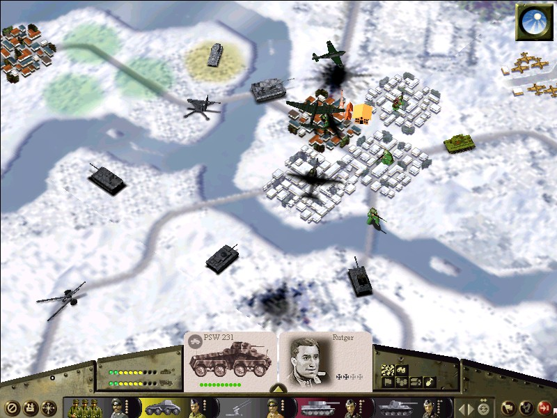 Panzer general 2 remade for android/ ios