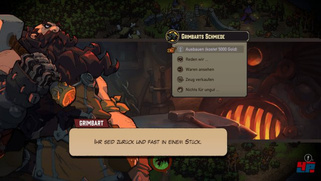 Screenshot - Battle Chasers: Nightwar (PC)