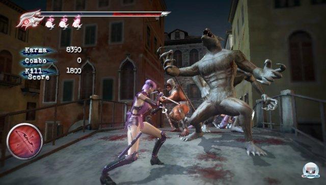 Screenshot - Ninja Gaiden: Sigma 2 (PS_Vita) 92456292