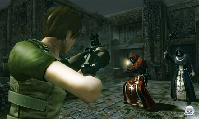 Screenshot - Resident Evil: The Mercenaries 3D (3DS) 2227488