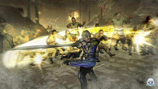 Screenshot - Dynasty Warriors 8 (PlayStation3) 92434052