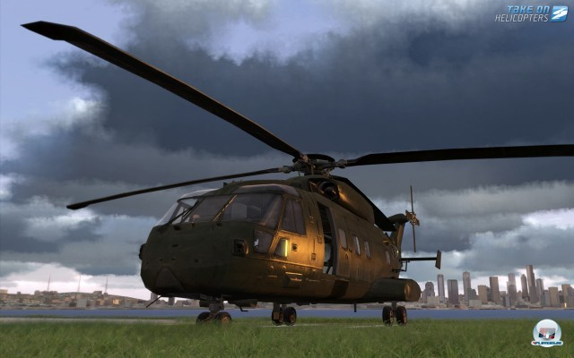 Screenshot - Take On Helicopters (PC) 2232404