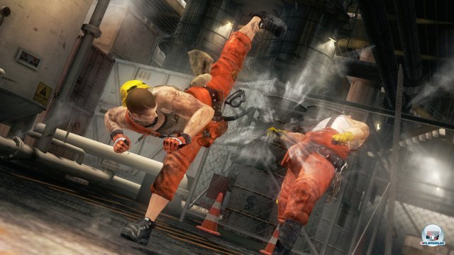 Screenshot - Dead or Alive 5 (PlayStation3) 2372072