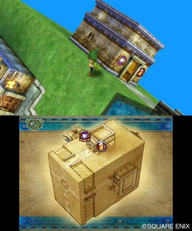 Screenshot - Dragon Quest VII (3DS) 92432422