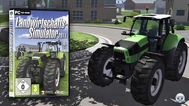 <b> Platz 1: Landwirtschafts-Simulator 2011: 400.000 Einheiten Publisher: Astragon </b> <br><br>Diese Liste wird mit großem Abstand von der aktuellen Ausgabe des LWS angeführt. Die Jahreszahl täuscht  allerdings, denn die 2011er Ausgabe erschien im Oktober 2010. In unserem Test erreichte die deutlich vergrößerte und um den Bereich Viehwirtschaft sowie Multiplayer erweiterte dritte Auflage der