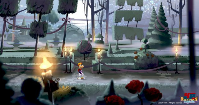 Screenshot - Rayman Legends (PlayStation4)