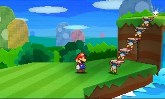 Screenshot - Paper Mario: Sticker Star (3DS) 92410507