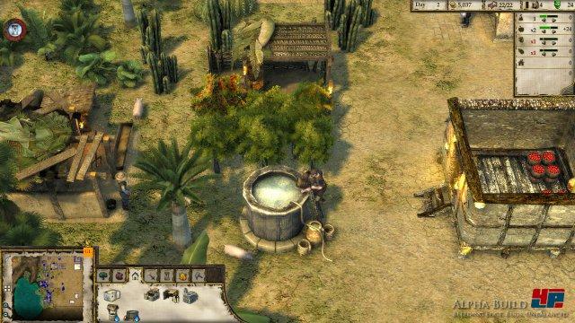 Solide: Stronghold Crusader 2 bietet klassische Echtzeit-Mechaniken.