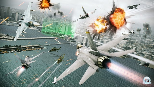Screenshot - Ace Combat: Assault Horizon (360) 2249537
