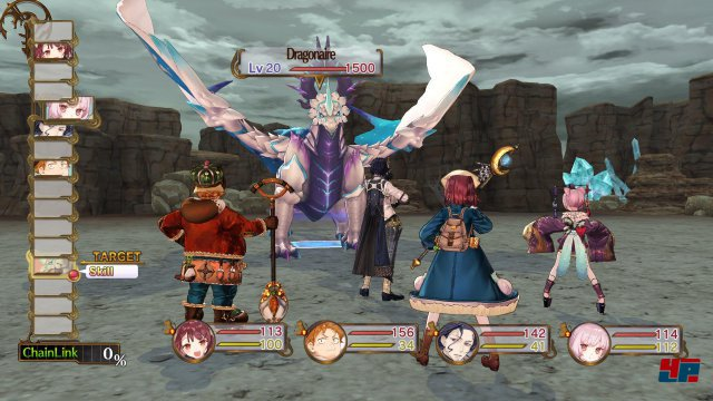 Screenshot - Atelier Sophie: The Alchemist of the Mysterious Book (PS4) 92527367