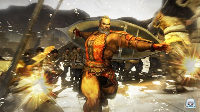 Screenshot - Dynasty Warriors 8 (PlayStation3) 92433917
