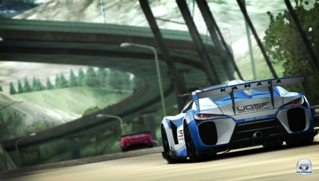 Screenshot - Ridge Racer Viva (PS_Vita) 2264022