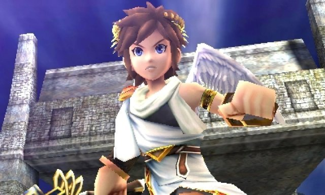 Screenshot - Kid Icarus: Uprising (3DS) 2312697