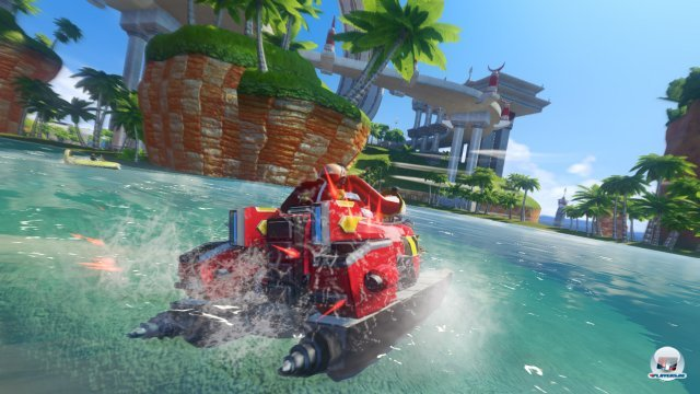 Screenshot - Sonic & All-Stars Racing Transformed (PlayStation3) 2384717