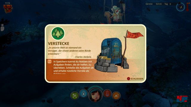 Screenshot - The Flame in the Flood (PC) 92521009
