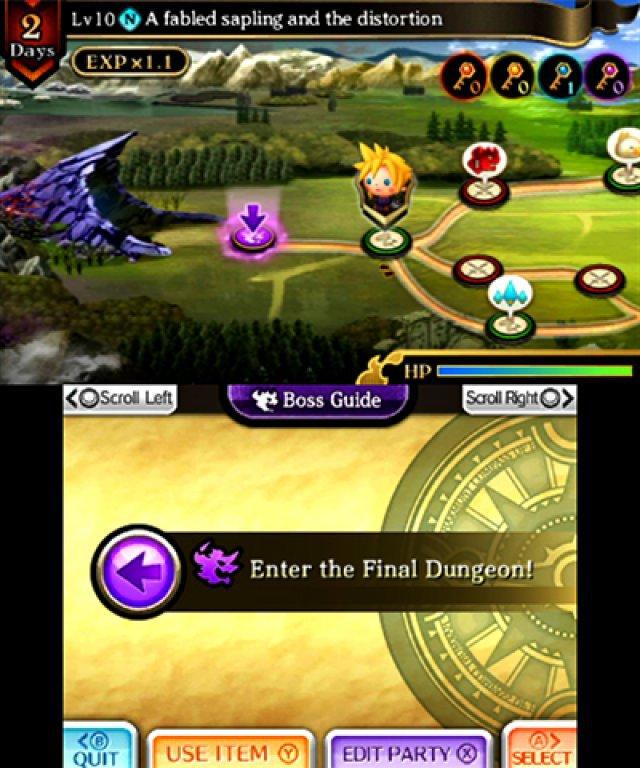 Screenshot - Theatrhythm: Final Fantasy - Curtain Call (3DS) 92484214