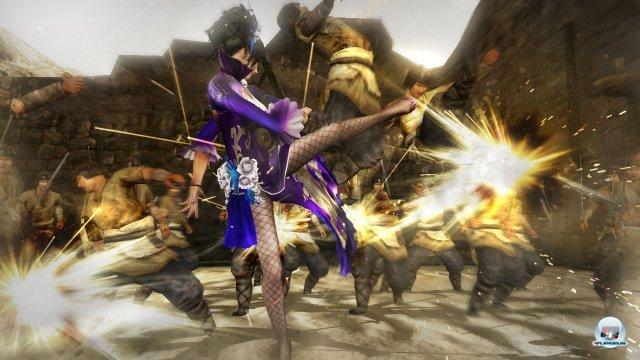 Screenshot - Dynasty Warriors 8 (PlayStation3) 92434162