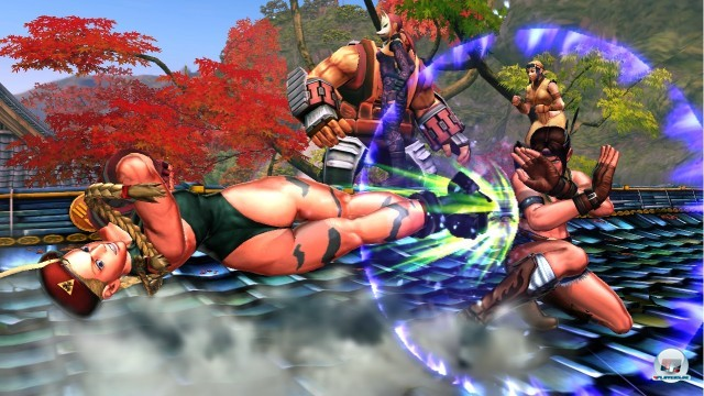 Screenshot - Street Fighter X Tekken (360) 2230352