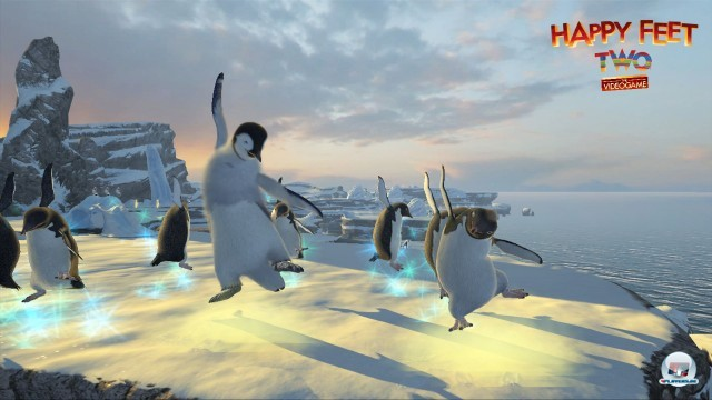 Screenshot - Happy Feet 2 - Das Videospiel (360) 2226272
