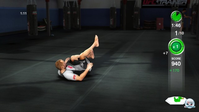 Screenshot - UFC Personal Trainer - The Ultimate Fitness System (360) 2233419