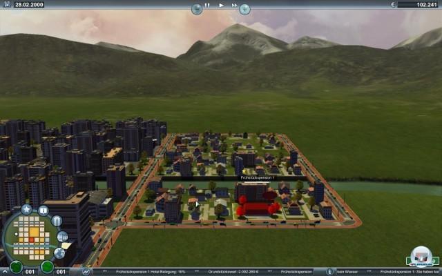Screenshot - Luxus Hotel Imperium (PC)
