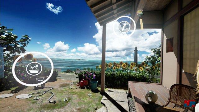 Screenshot - Summer Lesson (PlayStation4)