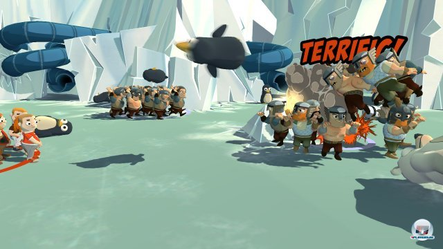 Screenshot - When Vikings Attack! (PlayStation3)