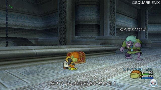 Screenshot - Dragon Quest X Online (Wii) 2370792