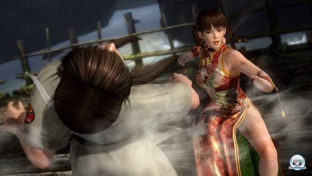 Screenshot - Dead or Alive 5 (PlayStation3) 2361707