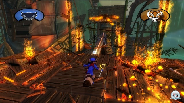 Screenshot - Sly Cooper: Thieves in Time (PlayStation3) 2235198