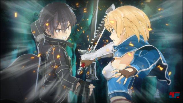 Screenshot - Sword Art Online Re: Hollow Fragment (PlayStation4)