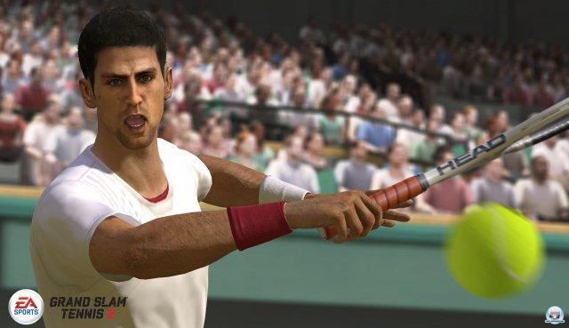 Das letzte große Tennisspiel kam von Electronic Arts, löste aber keine große Euphorie für den virtuellen Sport aus.