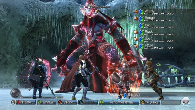 Screenshot - White Knight Chronicles II (PlayStation3) 2226912