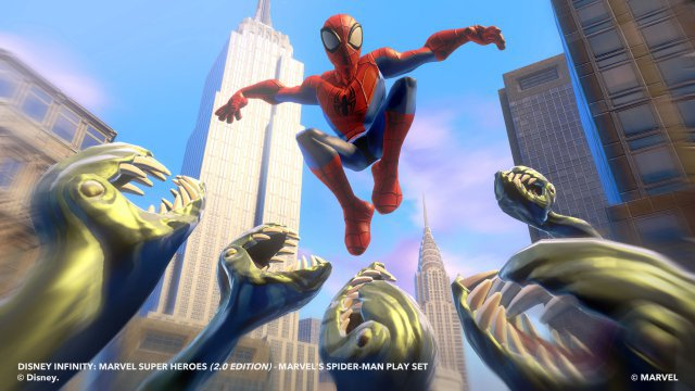Screenshot - Disney Infinity 2.0: Marvel Super Heroes (360) 92484585