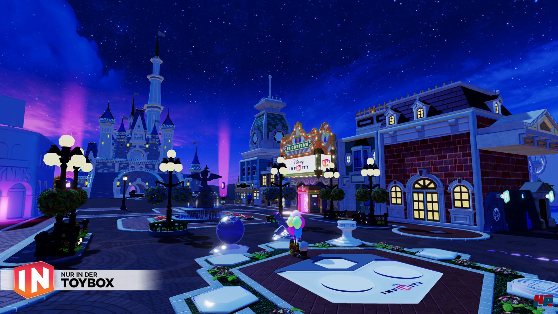 Disney Infinity 3 0 Play Without Limits Funktionen
