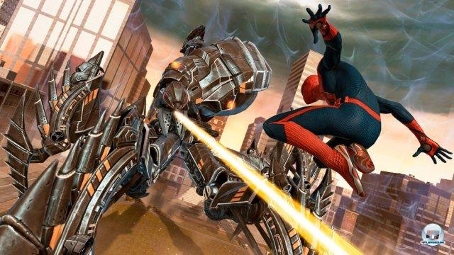 Screenshot - The Amazing Spider-Man (360) 2360037