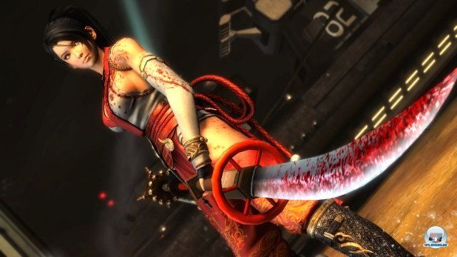 Screenshot - Ninja Gaiden 3 - Razor's Edge (360) 92458654