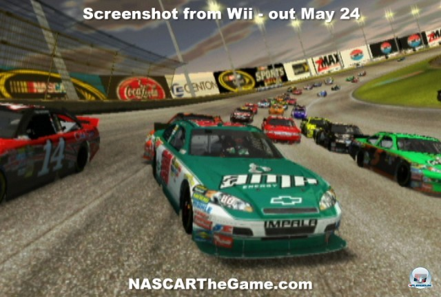 Screenshot - NASCAR 2011: The Game (Wii) 2223643