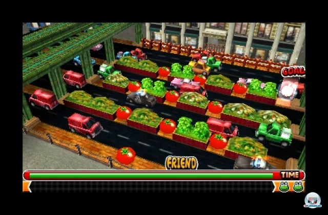 Screenshot - Frogger 3D (3DS) 2252677