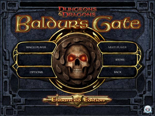 Screenshot - Baldur's Gate: Enhanced Edition (iPad)