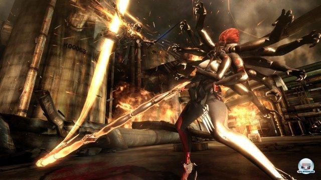 Screenshot - Metal Gear Rising: Revengeance (360) 92404282