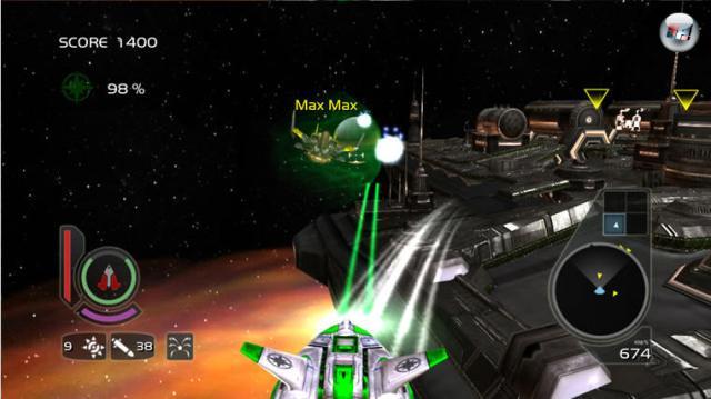 Kennt ihr noch dieses Raumschiff? Ja? Super - dann habt ihr gerade so ziemlich die einzige Verbindung zu Wing Commander hergestellt.