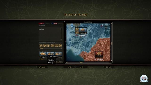 Screenshot - Theatre of War 3: Korea (PC)