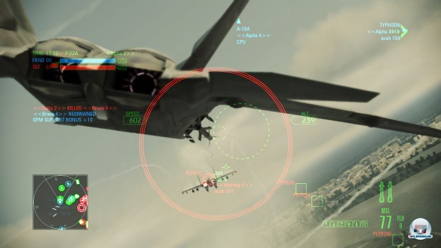 Screenshot - Ace Combat: Assault Horizon (360) 2249387